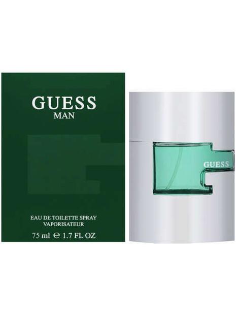 Мъжки парфюми Guess Guess Guess Man Eau de Toilette 75 ml за мъже 35.25 Guess Manе парфюм с цитрусов аромат. Свежа комбинация о