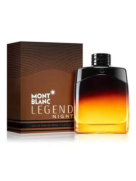 Montblanc Legend Night Eau de Parfum 100 ml за мъже Montblanc 66.75 1Мъжки парфюми