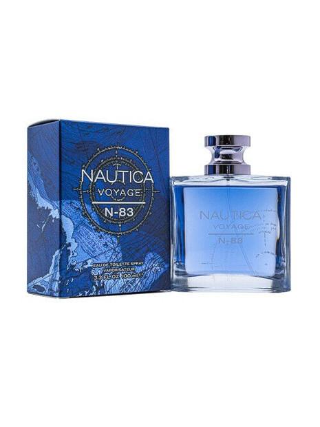 Nautica Voyage N-83 Eau de Toilette 100 ml за мъже Nautica 27 1Мъжки парфюми